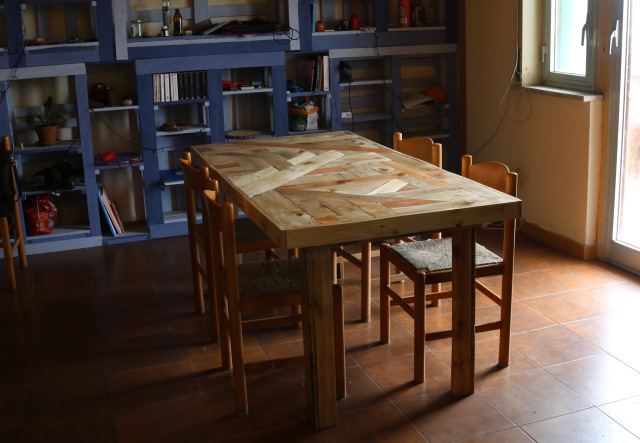 mosaic table 2