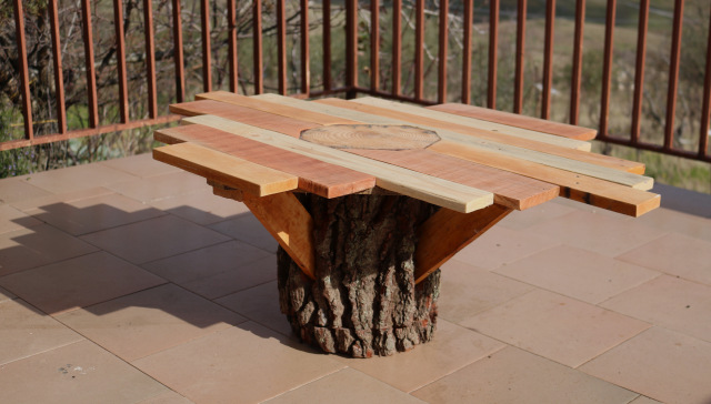 treehouse table
