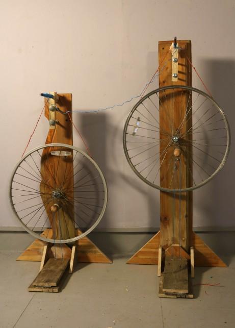 (un)SpinningWheels